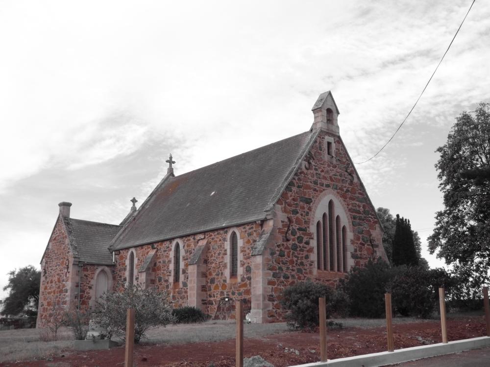 Church in Swansea Tasmania