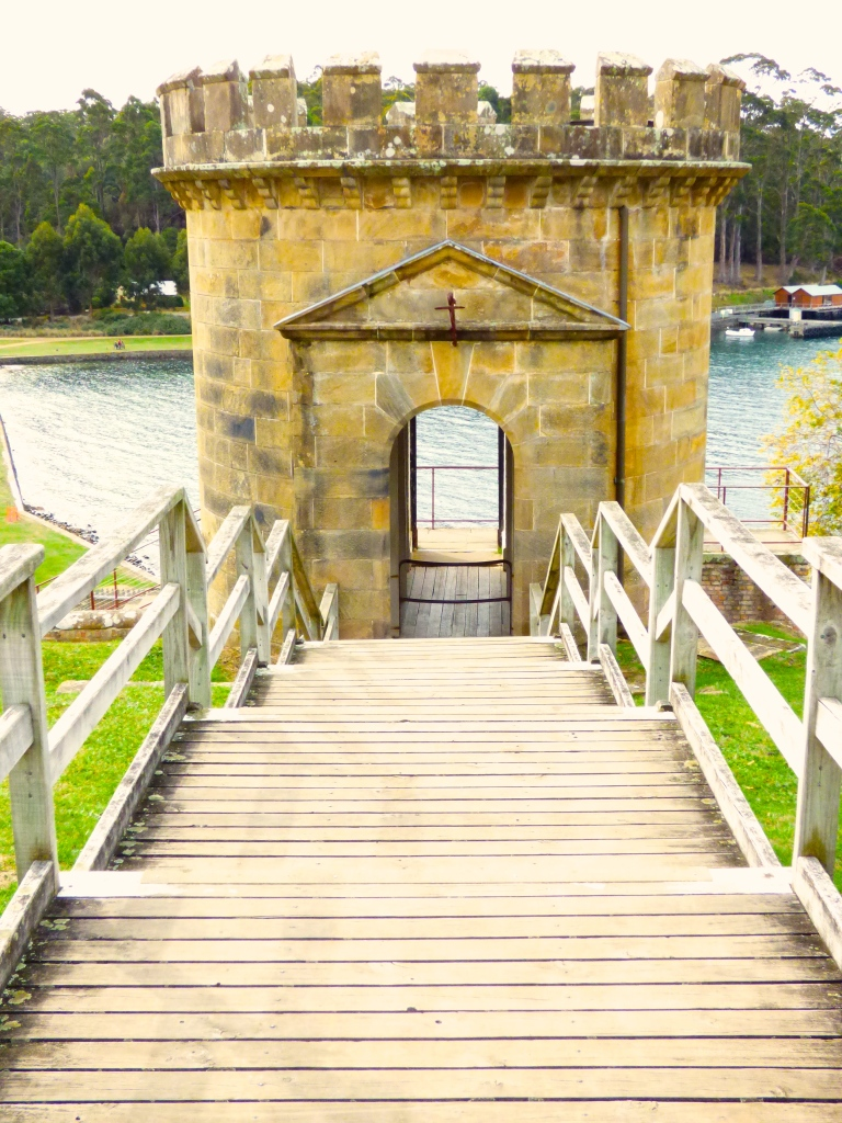 Tower at Port Arthur