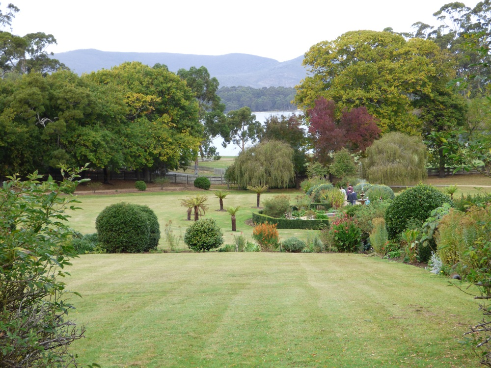 English Country Garden at Port Arthur