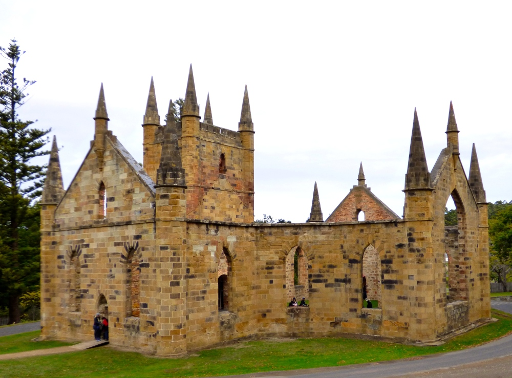 Church at Port Arthur