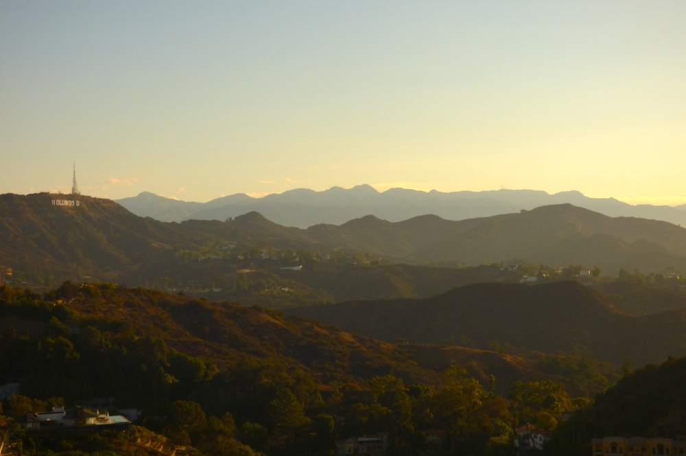 The Hollywood Hills